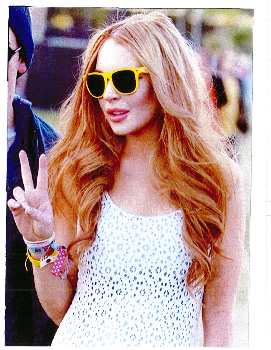 Soud zamítl žalobu Lindsay Lohan na Rockstar kvůli GTA V 101270