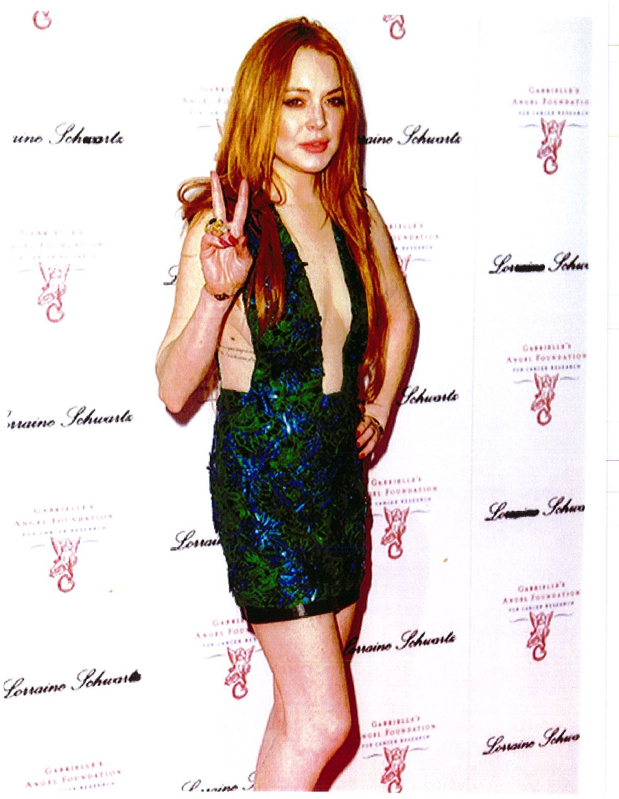 Soud zamítl žalobu Lindsay Lohan na Rockstar kvůli GTA V 101272