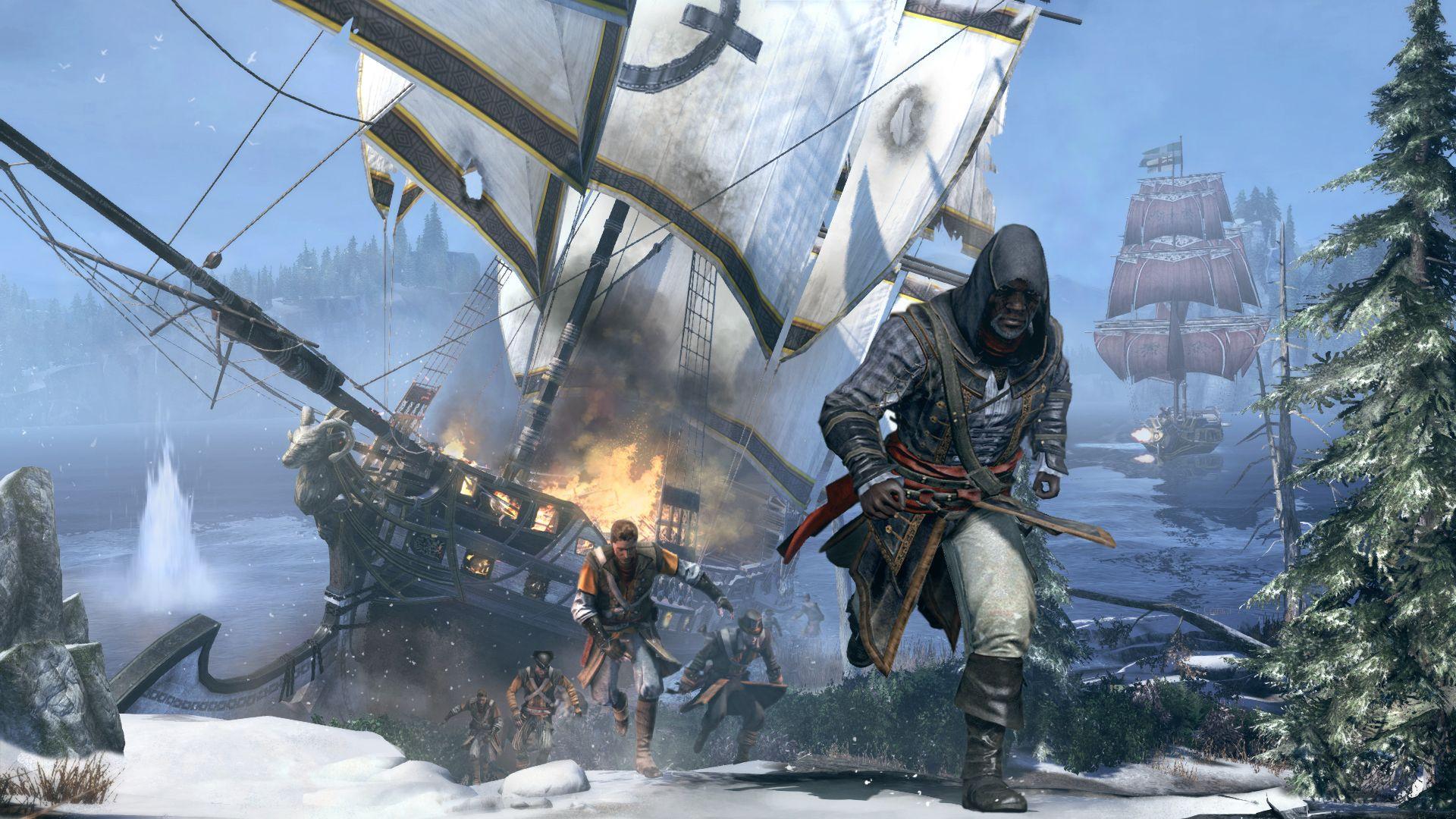 Assassin's Creed: Rogue – za každého počasí 101324