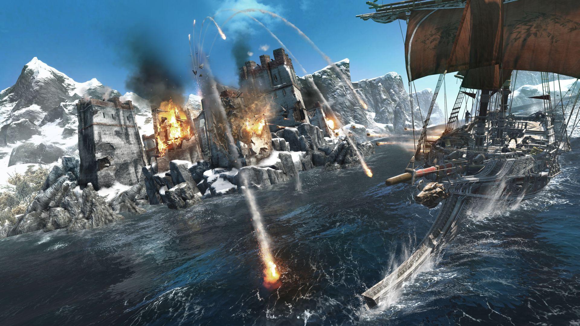 Příběhový trailer Assassin's Creed: Rogue potvrdil PC verzi 101325