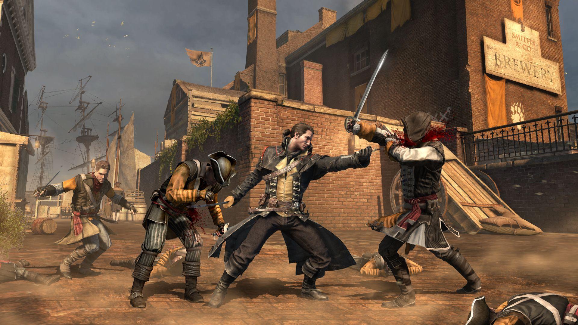 Assassin's Creed: Rogue – za každého počasí 101329