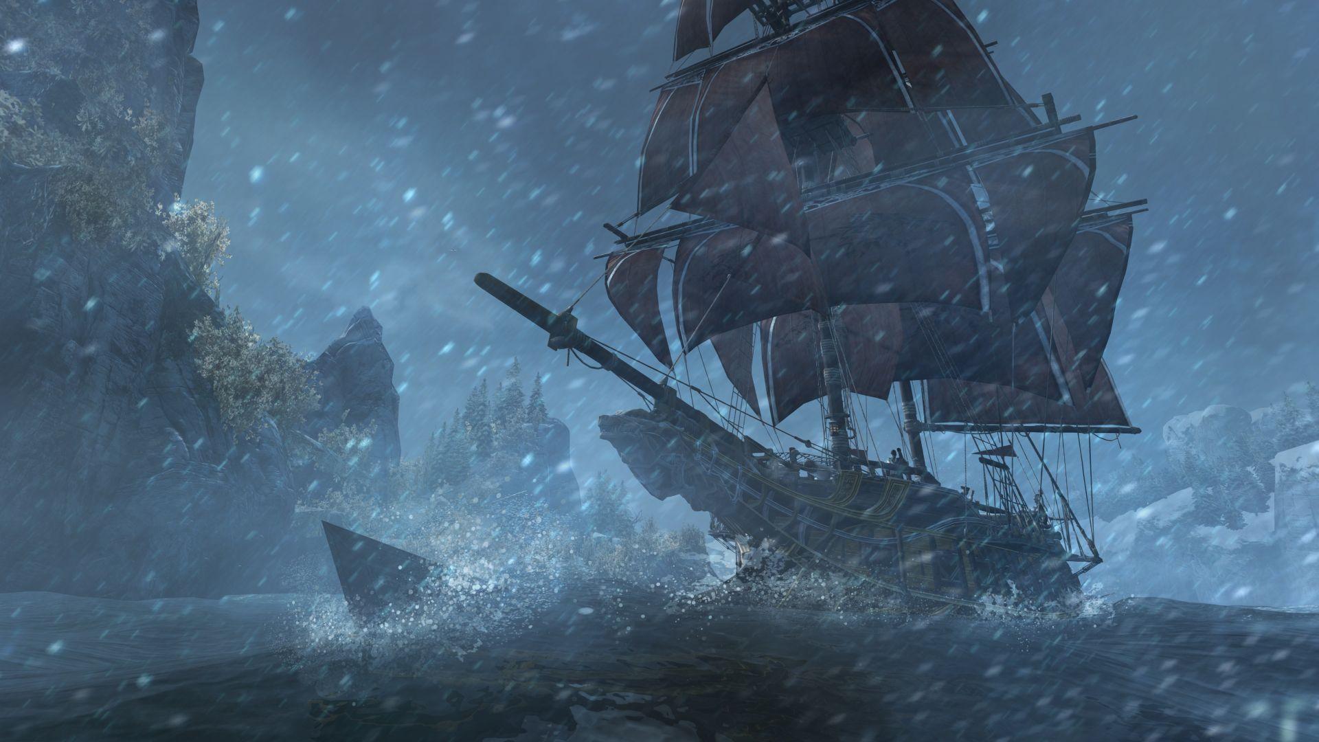 Příběhový trailer Assassin's Creed: Rogue potvrdil PC verzi 101330