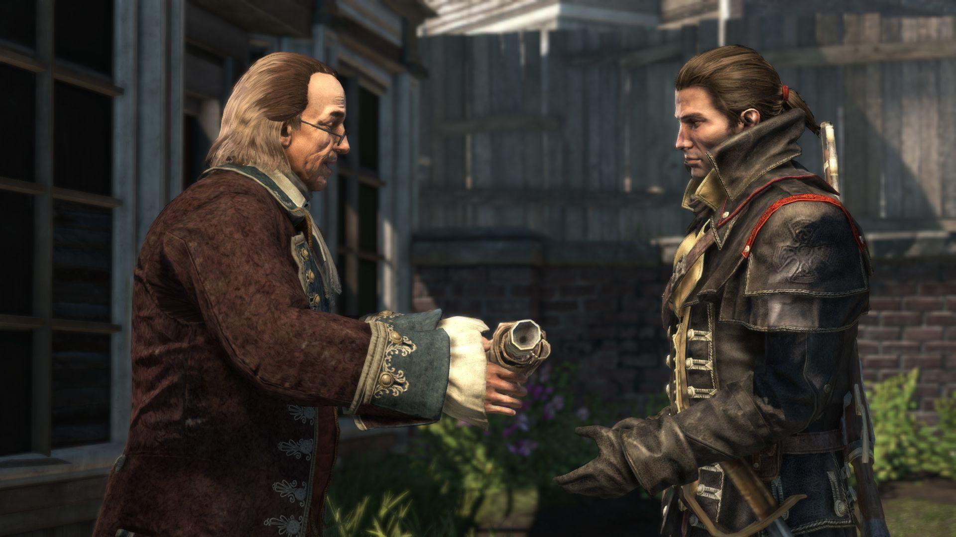 Assassin's Creed: Rogue – za každého počasí 101331