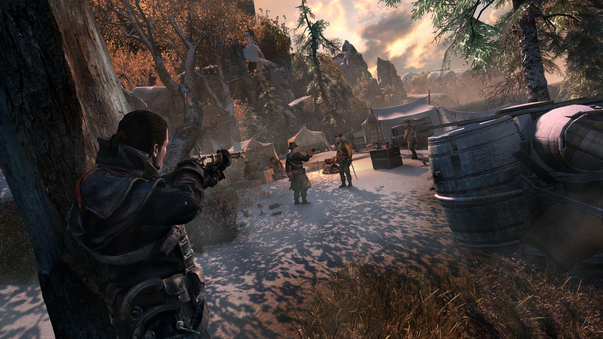 Assassin's Creed: Rogue – za každého počasí 101332