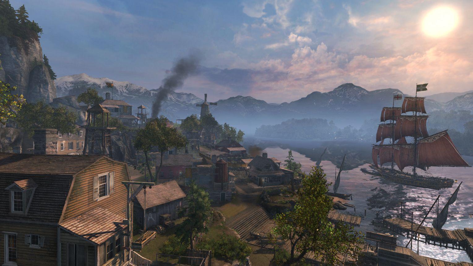 Příběhový trailer Assassin's Creed: Rogue potvrdil PC verzi 101335