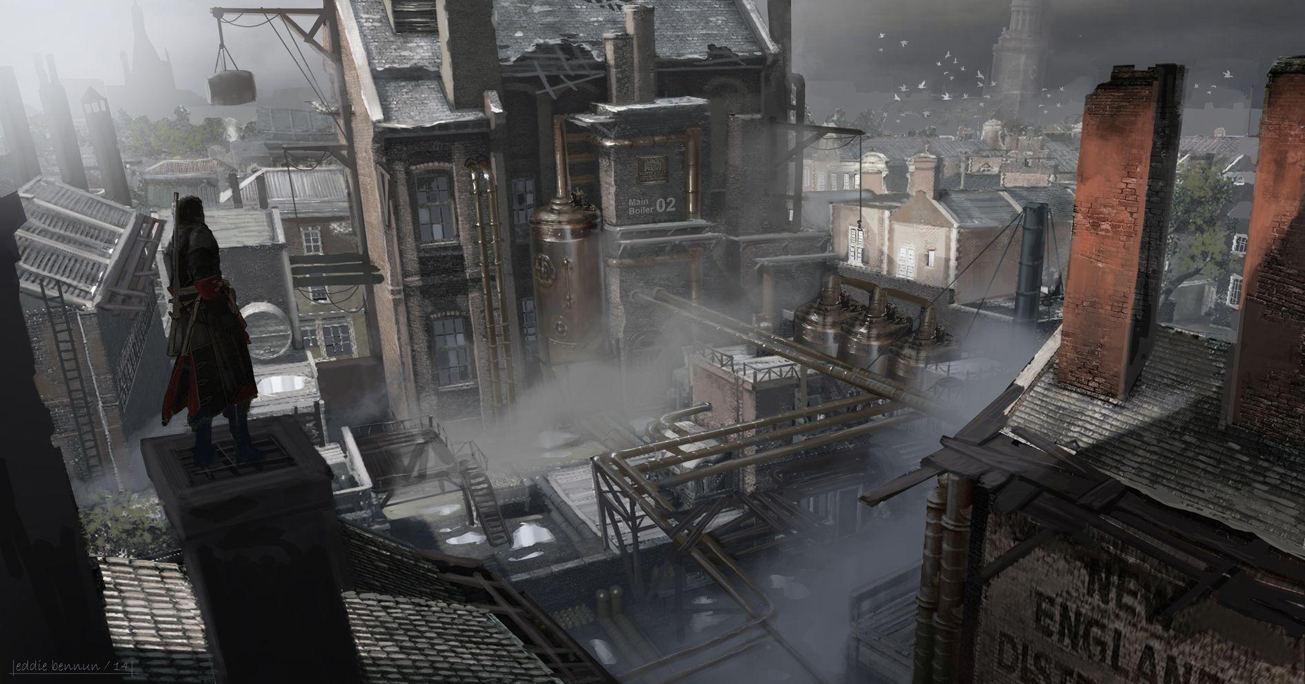 Příběhový trailer Assassin's Creed: Rogue potvrdil PC verzi 101336