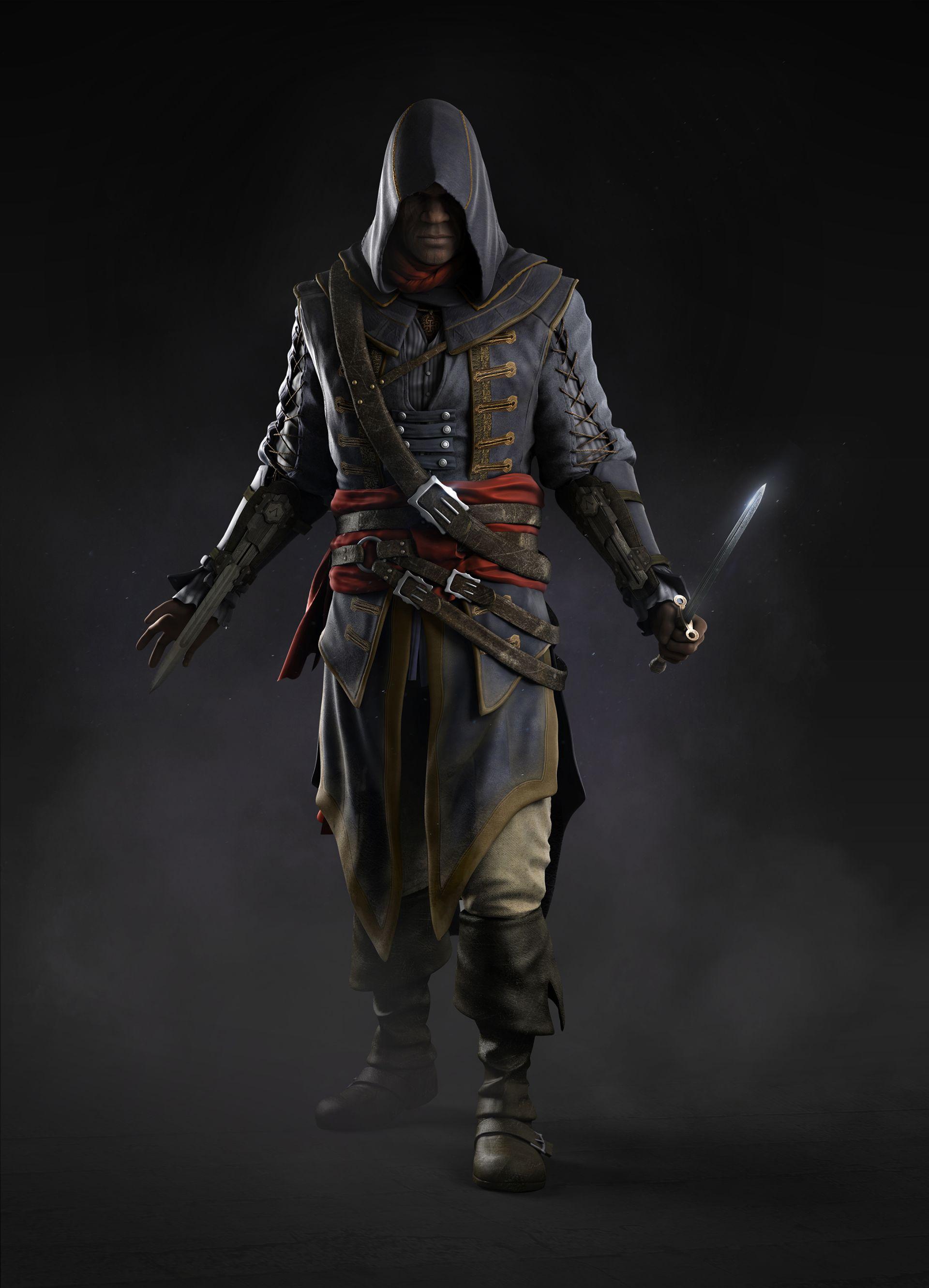 Příběhový trailer Assassin's Creed: Rogue potvrdil PC verzi 101342