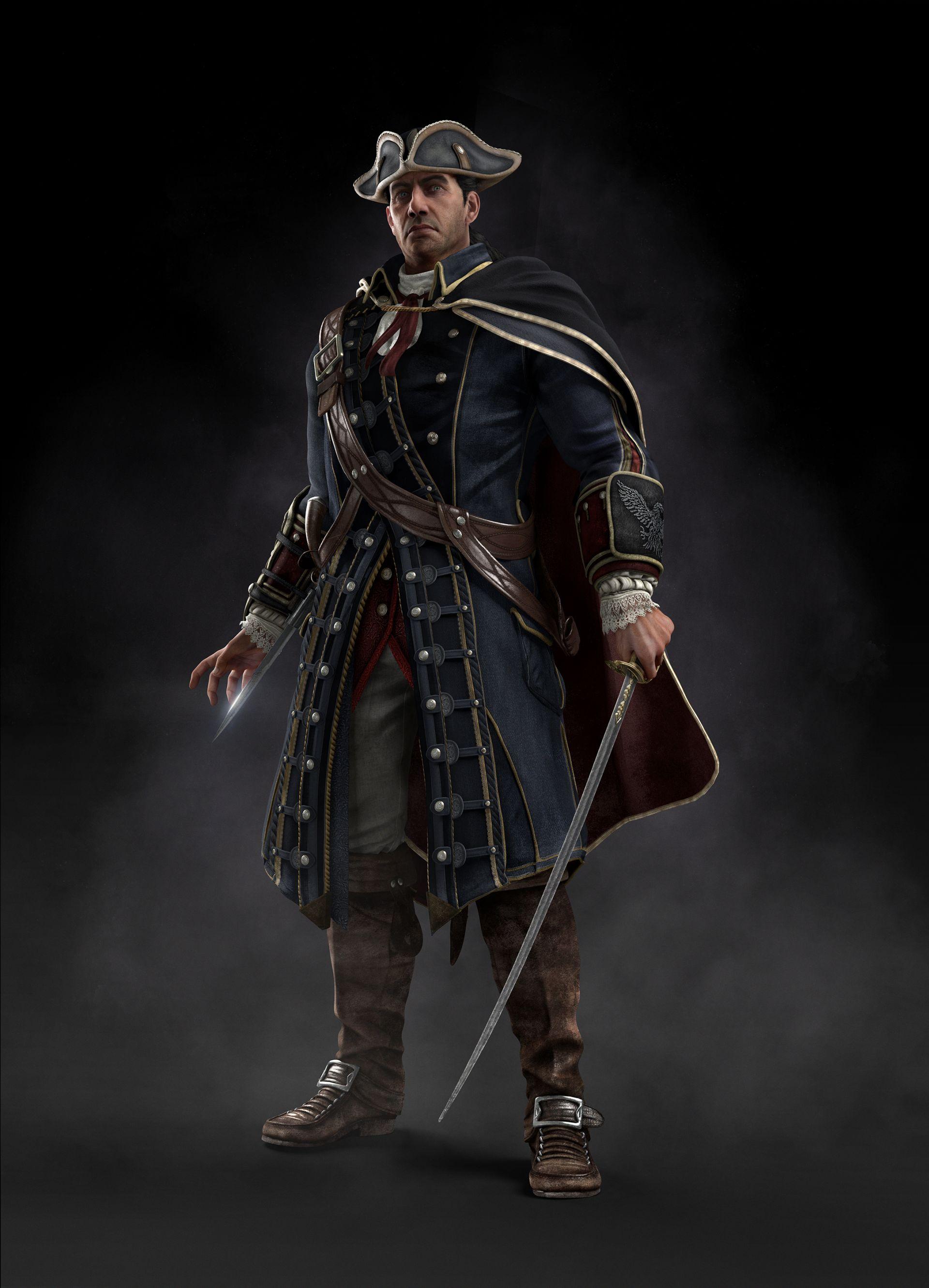 Příběhový trailer Assassin's Creed: Rogue potvrdil PC verzi 101343
