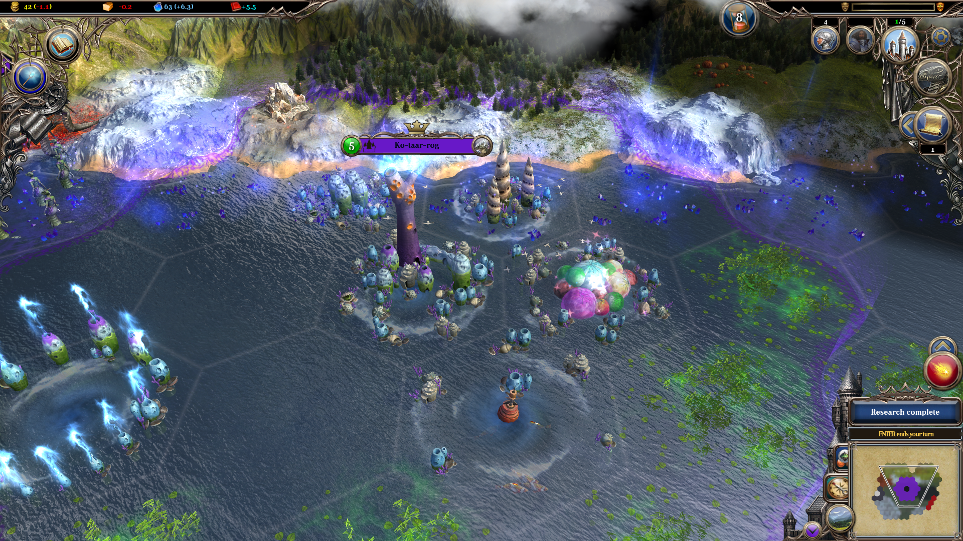 Oznámena expanze Warlock 2: Wrath of the Nagas 101348