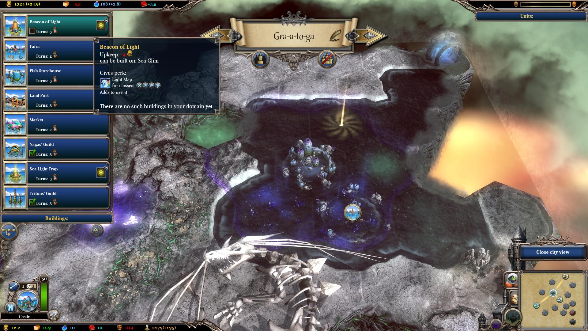 Oznámena expanze Warlock 2: Wrath of the Nagas 101350