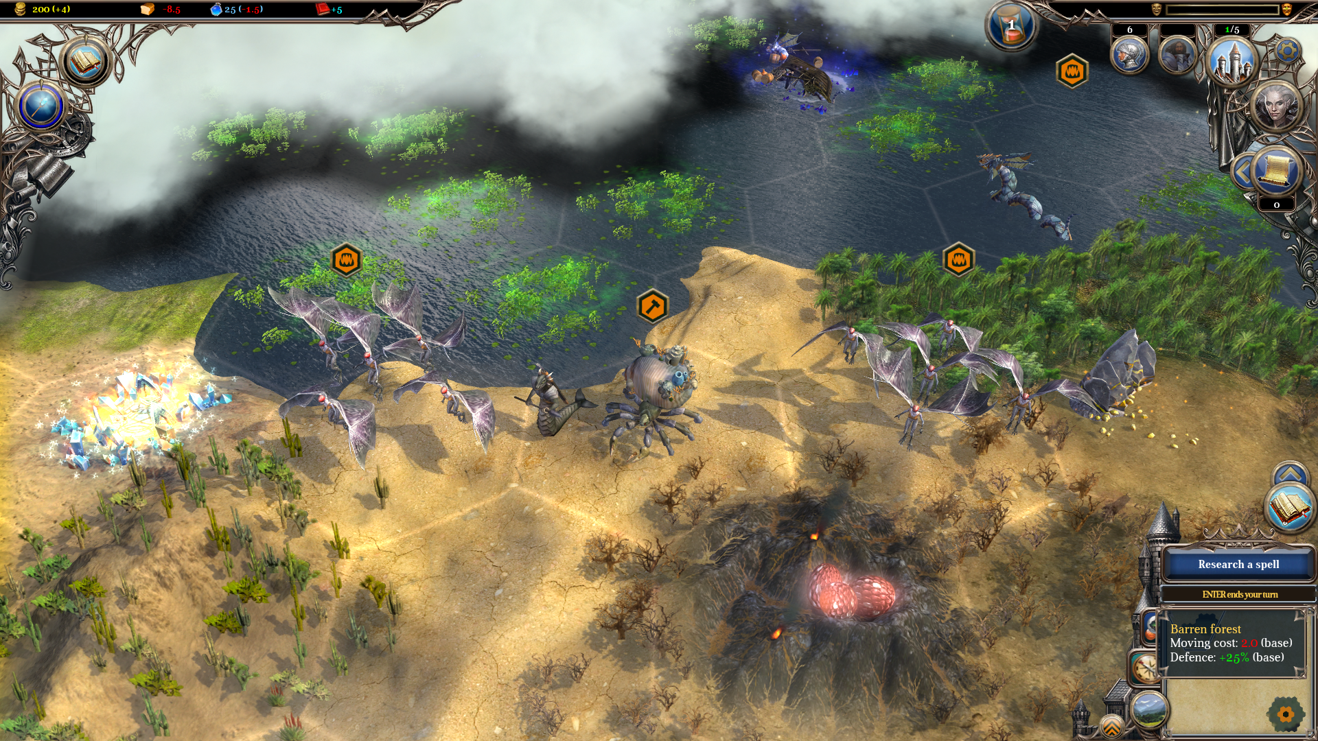Oznámena expanze Warlock 2: Wrath of the Nagas 101351