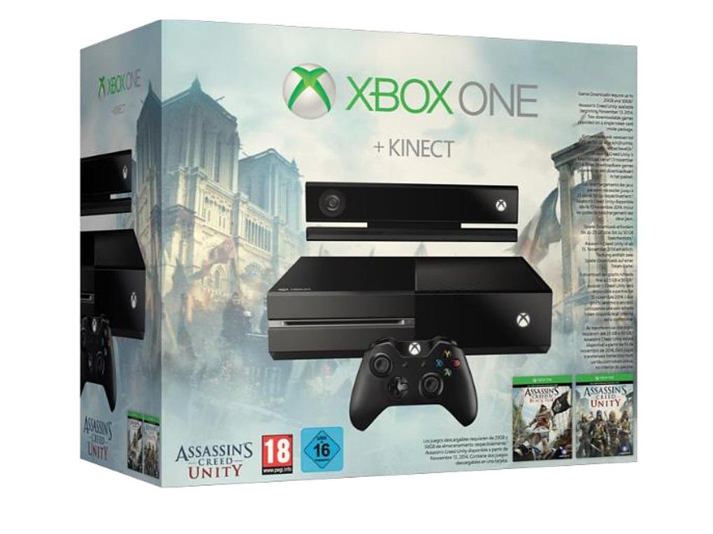Xbox One dostane bundle s dvěma díly Assassin's Creed 101355