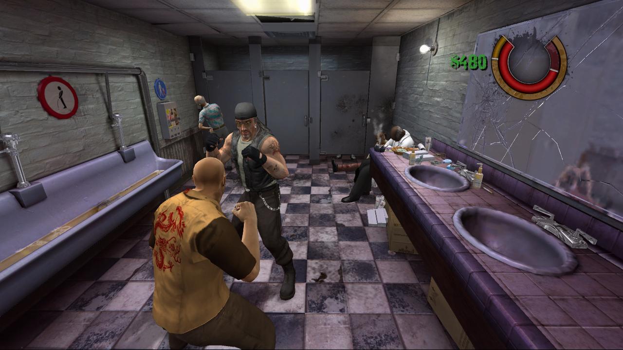 Ve vývoji byl spin-off Saints Row ve stylu bojovky 101359