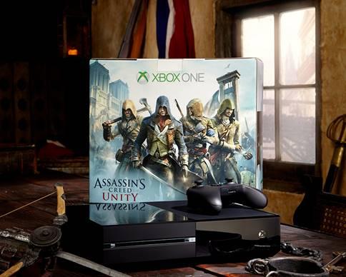 Oficiálně oznámeny dvě Xbox One edice Assassin's Creed 101366
