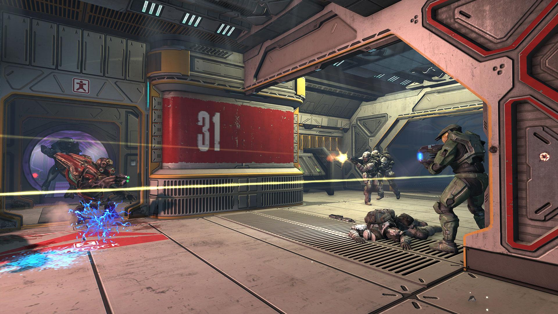 Halo: The Master Chief Collection – Chiefova výkladní skříň 101374