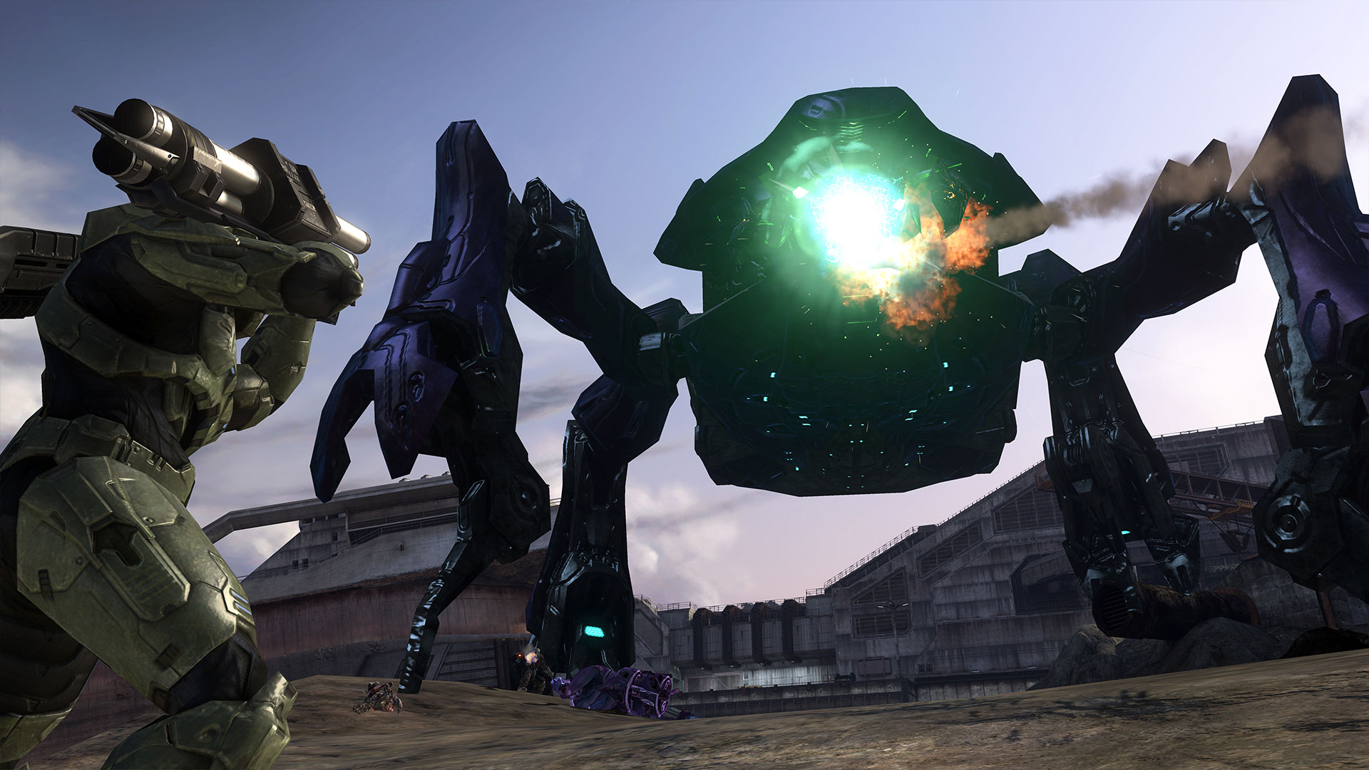 Rozsáhlá galerie Halo: The Master Chief Collection 101385