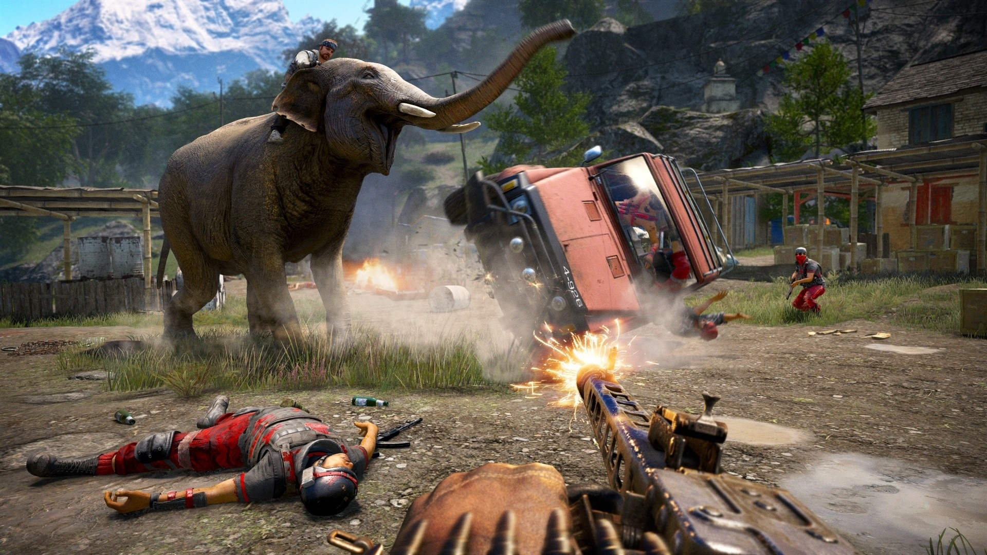 Jak dlouhé bude dobrodružství ve Far Cry 4? To bude záležet na vás 101396