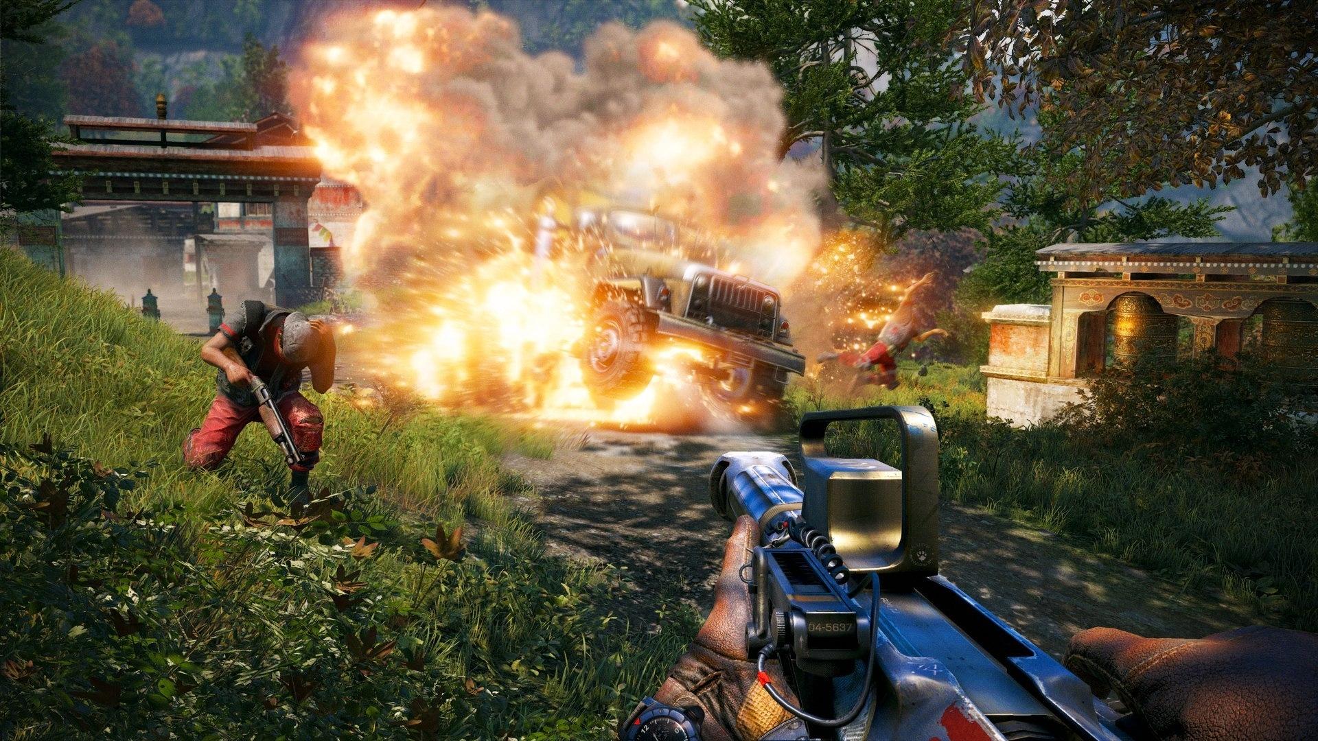 Jak dlouhé bude dobrodružství ve Far Cry 4? To bude záležet na vás 101399