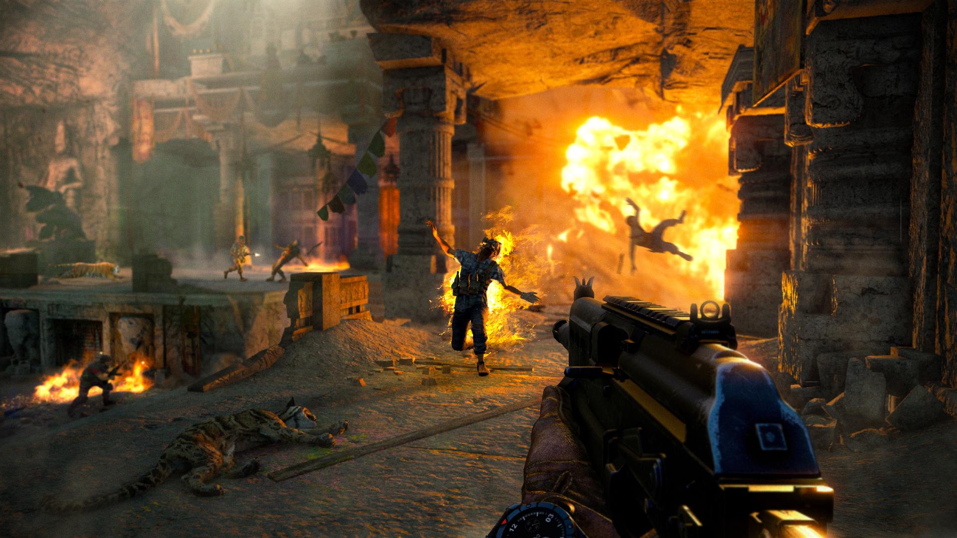Jak dlouhé bude dobrodružství ve Far Cry 4? To bude záležet na vás 101400