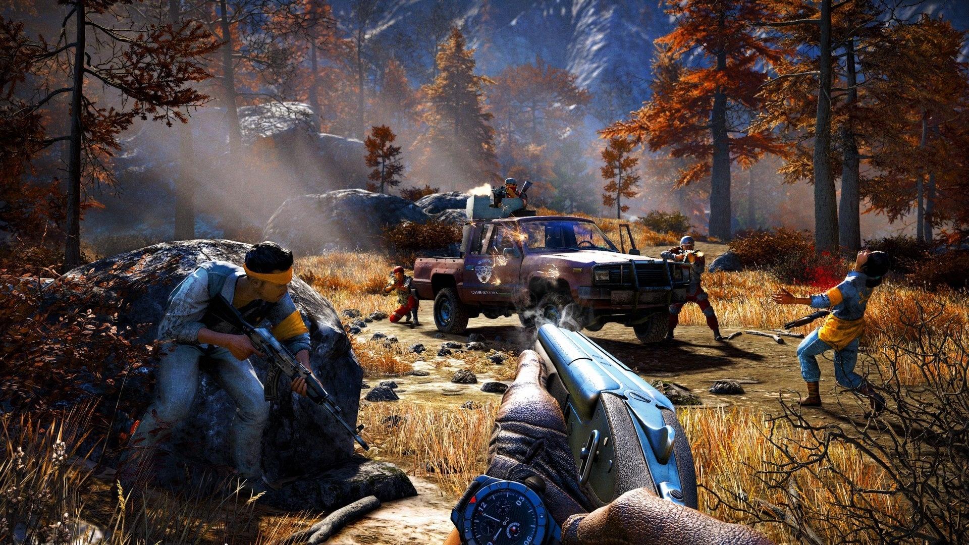 Jak dlouhé bude dobrodružství ve Far Cry 4? To bude záležet na vás 101401