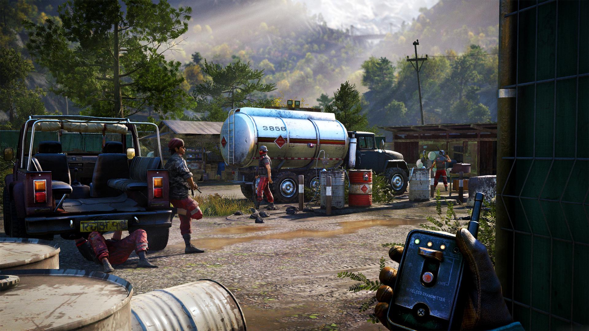 Jak dlouhé bude dobrodružství ve Far Cry 4? To bude záležet na vás 101403