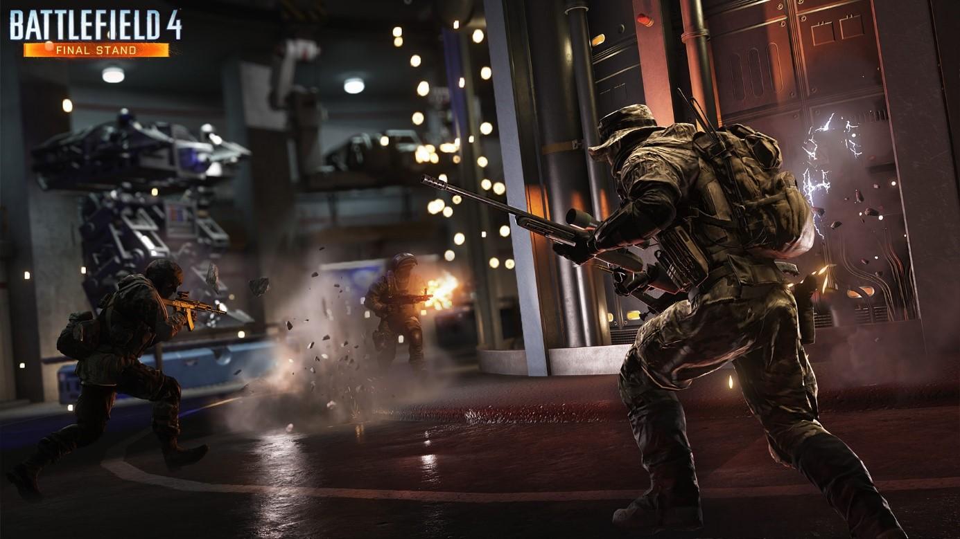 Detaily o nových mapách a obsahu Battlefield 4: Final Stand DLC 101409