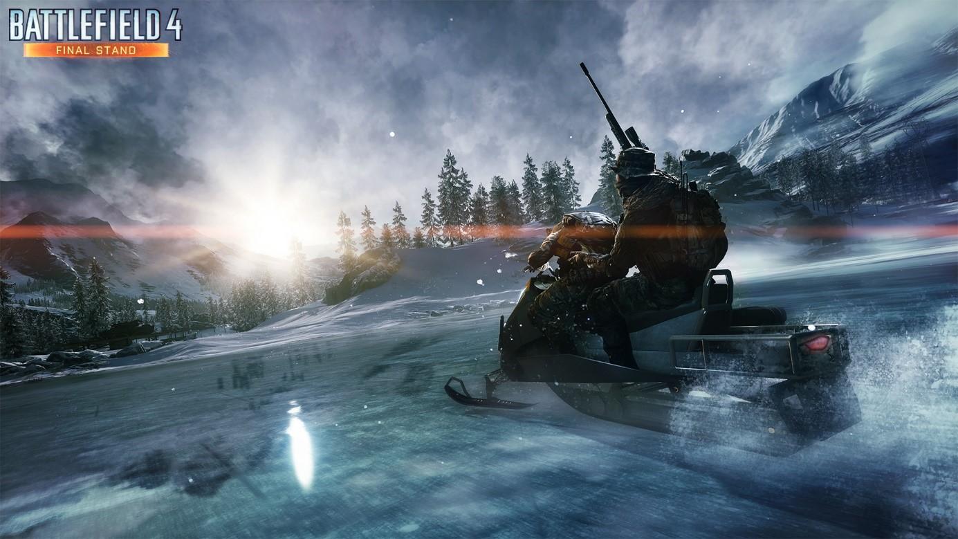 Detaily o nových mapách a obsahu Battlefield 4: Final Stand DLC 101410