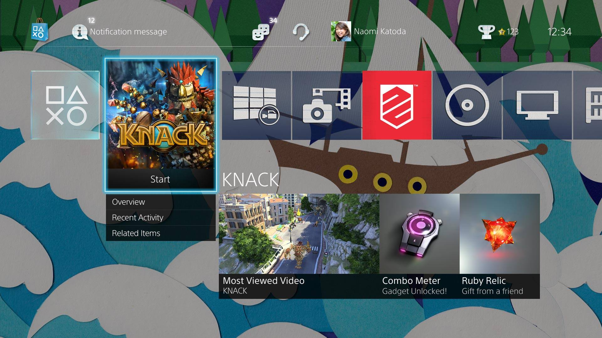 Detaily o updatu 2.0 pro PlayStation 4 101475