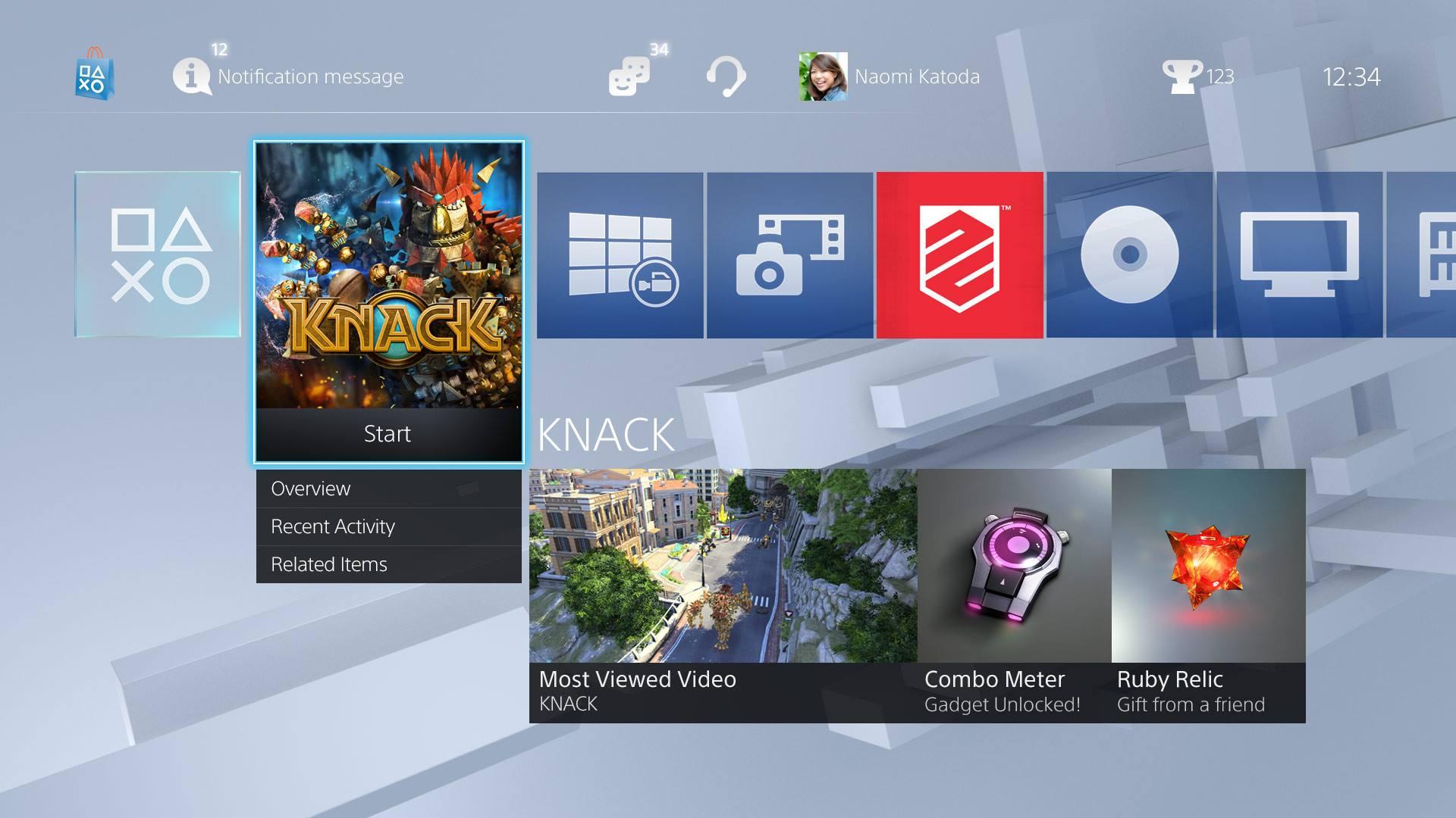 Systémová 2.0 aktualizace PS4 vyjde 28. října 101477