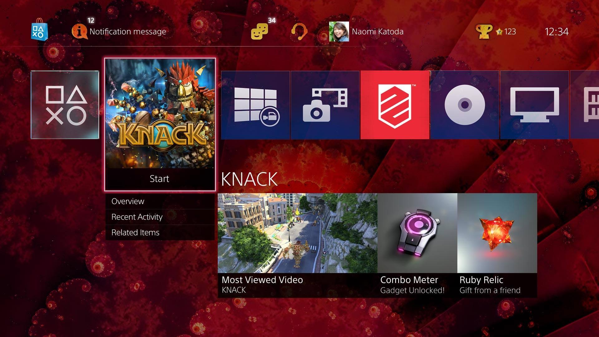 Detaily o updatu 2.0 pro PlayStation 4 101479