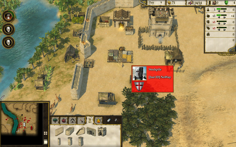 Stronghold Crusader 2 - dvanáct let čekání 101495