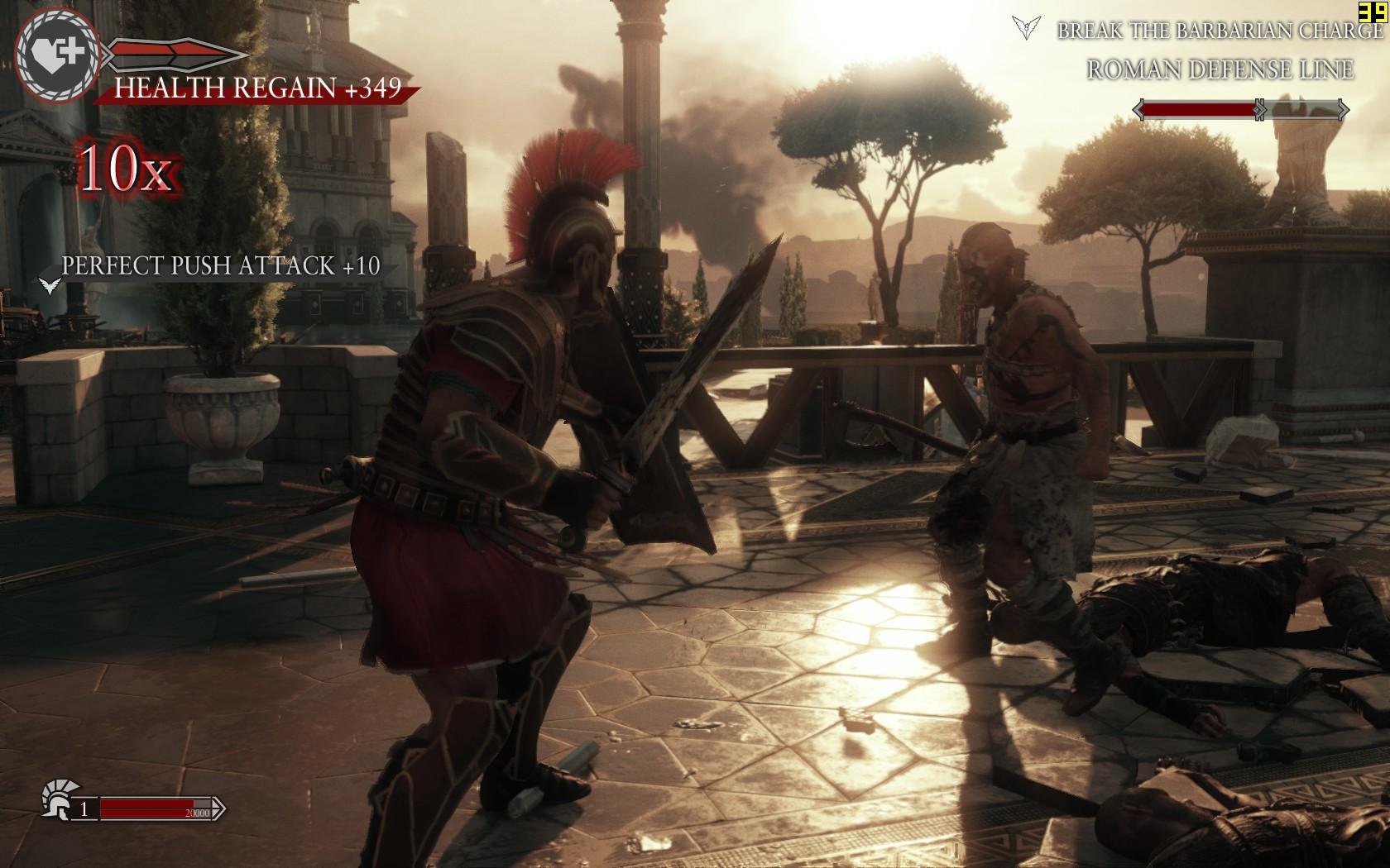 Fotoseriál z hraní Ryse: Son of Rome 101500