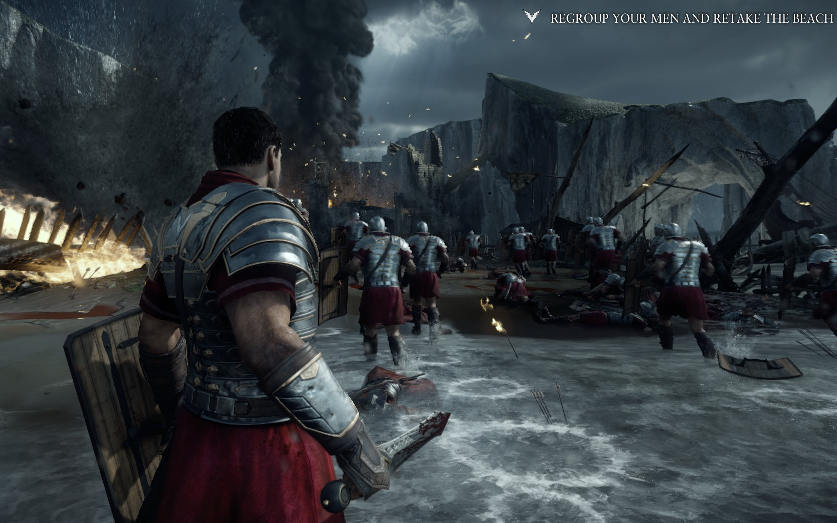 Fotoseriál z hraní Ryse: Son of Rome 101506