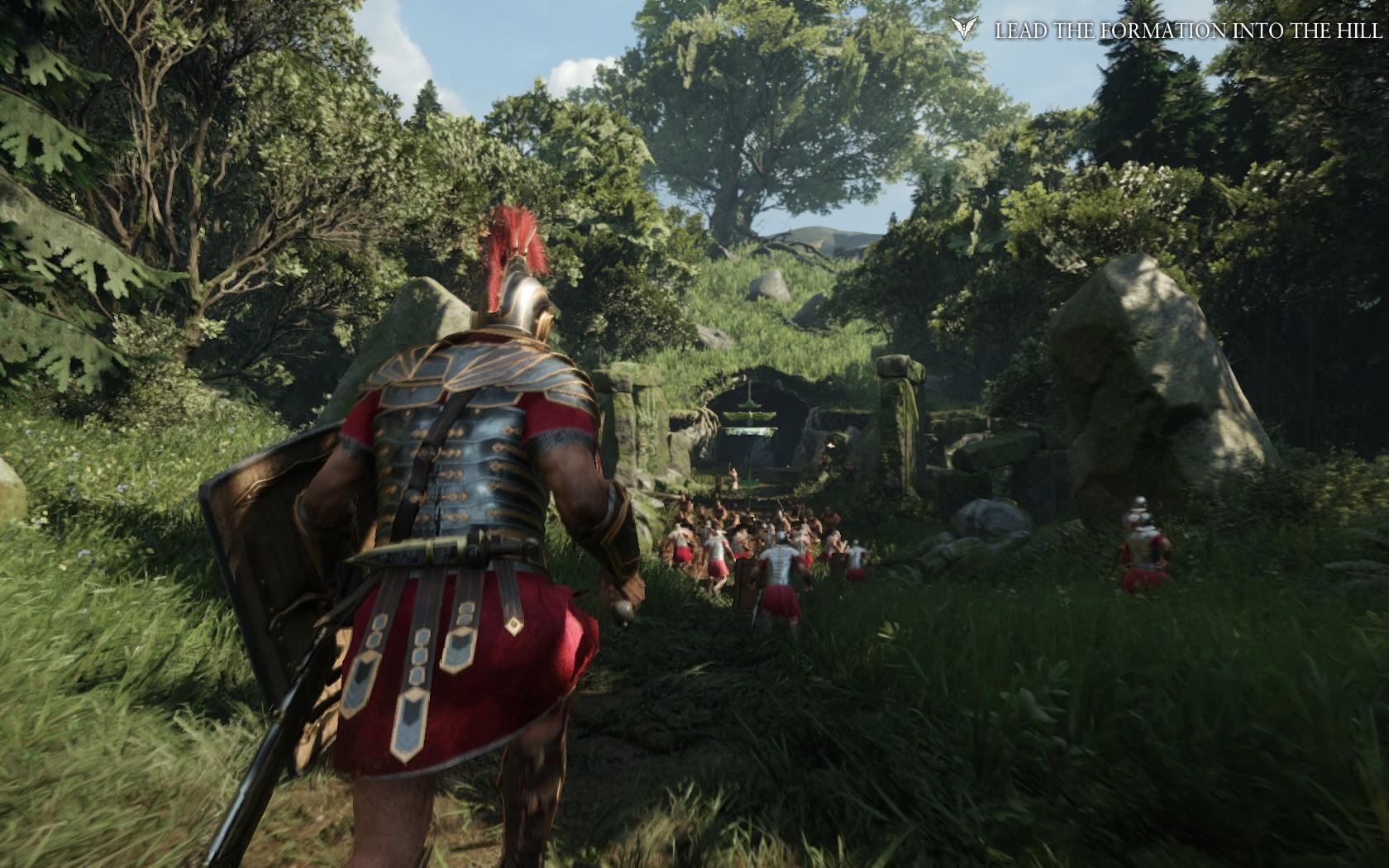 Fotoseriál z hraní Ryse: Son of Rome 101511
