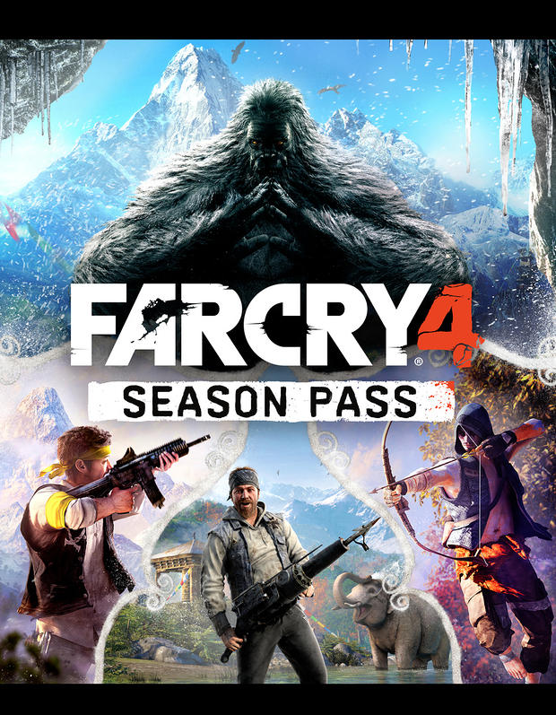 Údolí Yettiho a další DLC k Far Cry 4 101560