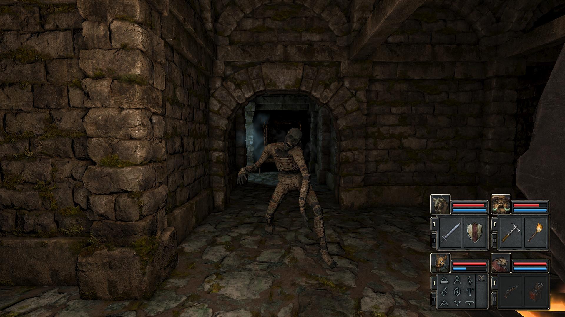 Legend of Grimrock 2 – prosluněná výprava 101563