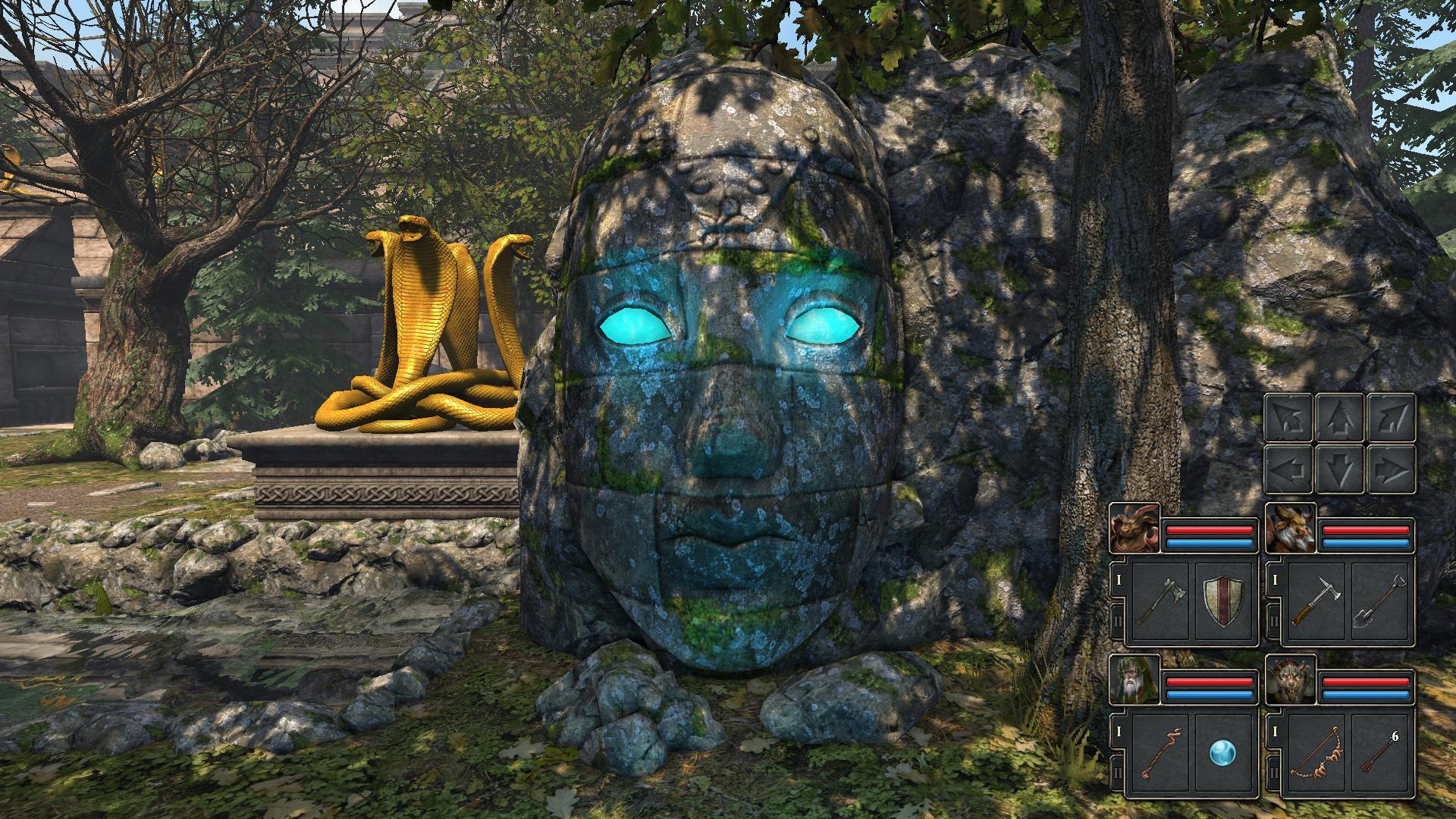 Legend of Grimrock 2 – prosluněná výprava 101566