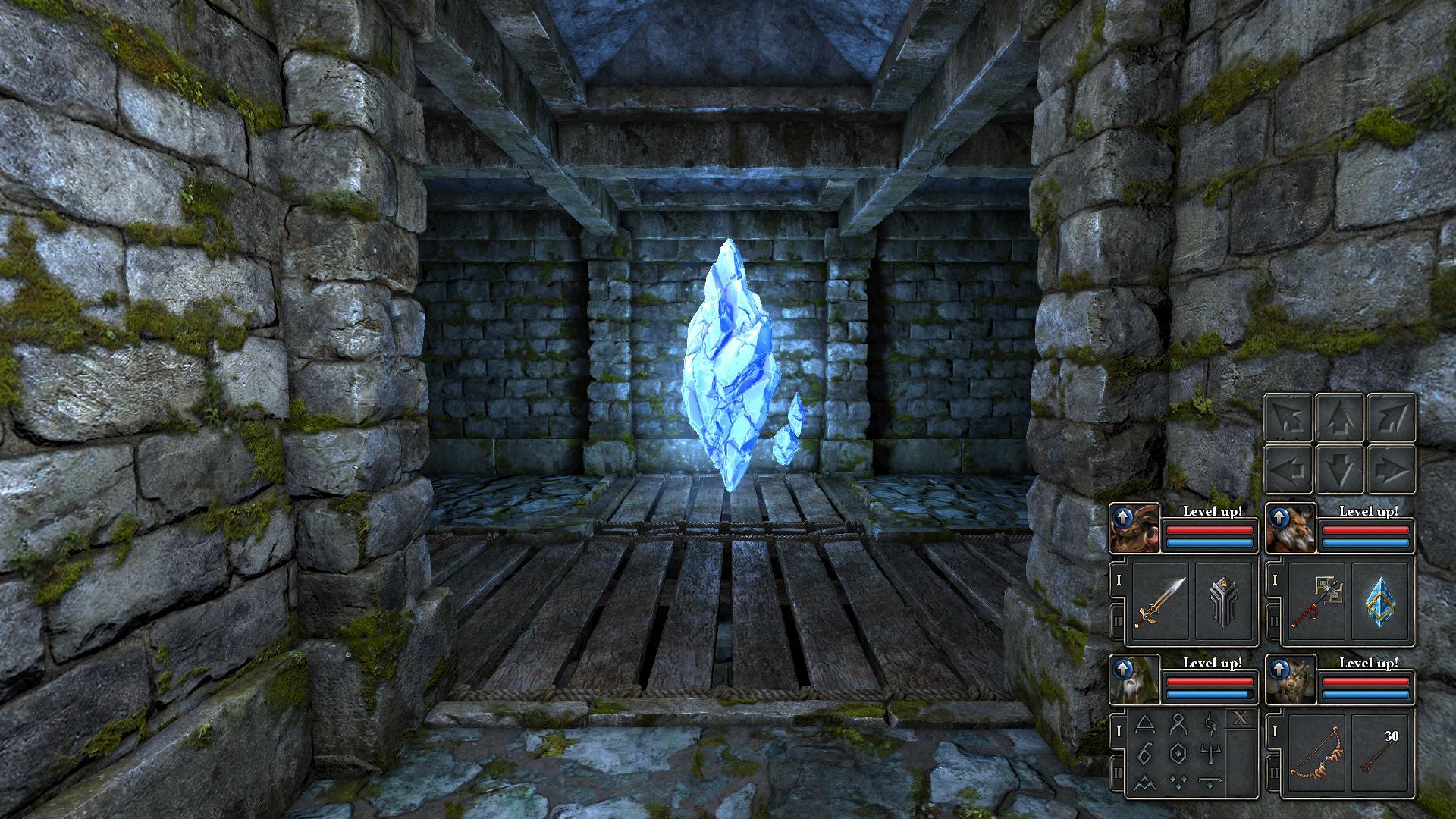 Legend of Grimrock 2 – prosluněná výprava 101568
