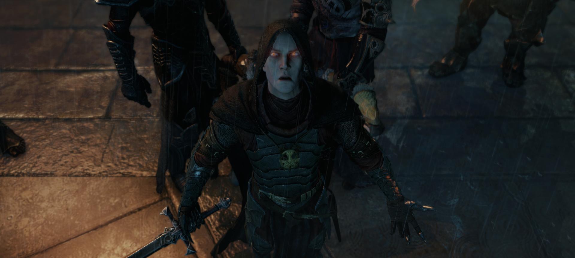 Přídavek zdarma vám umožní hrát ve Shadow of Mordor za Black Hand of Sauron 101586