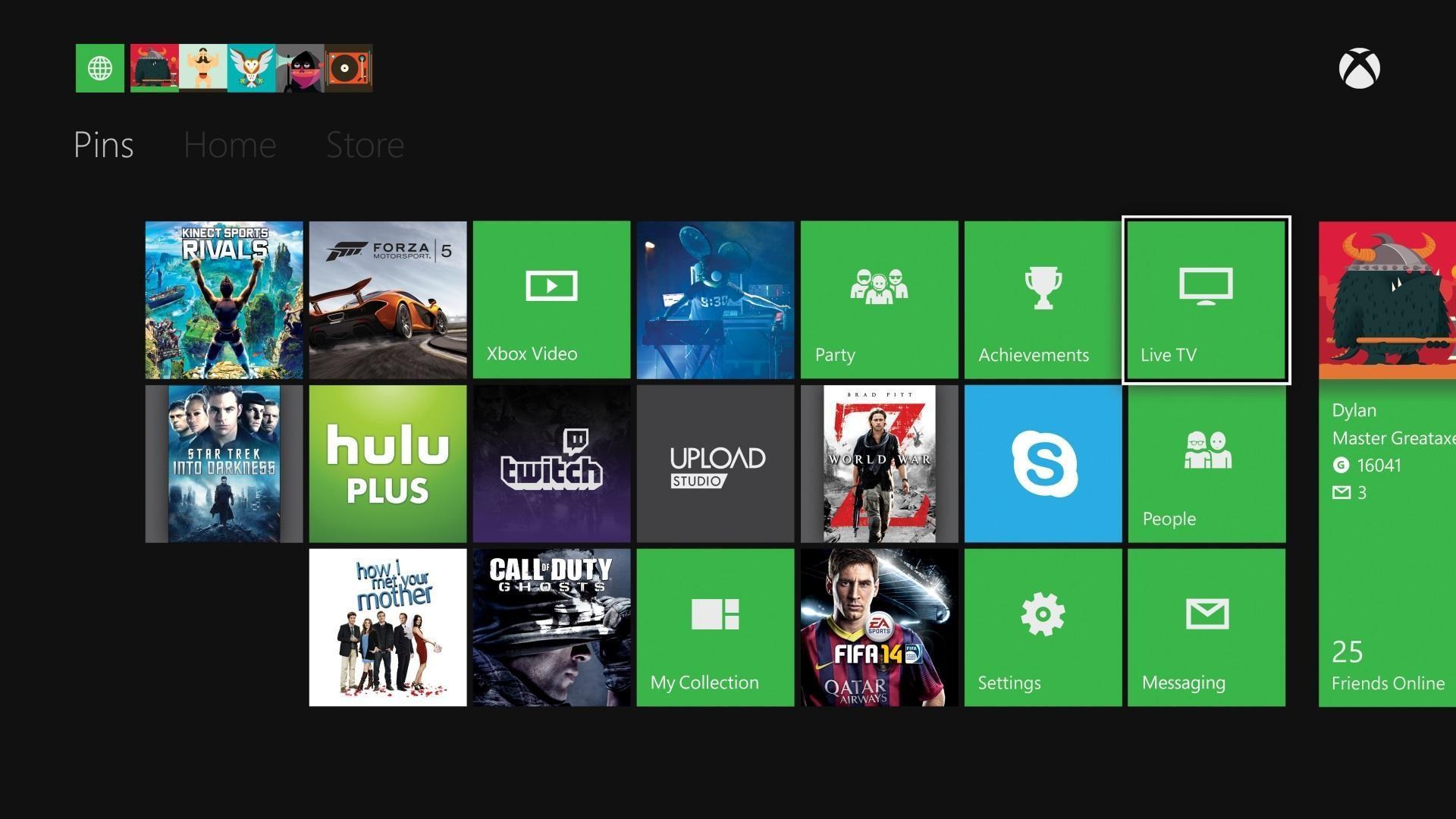 Snímky z Xbox One budeme moci pořizovat až v roce 2015 101590