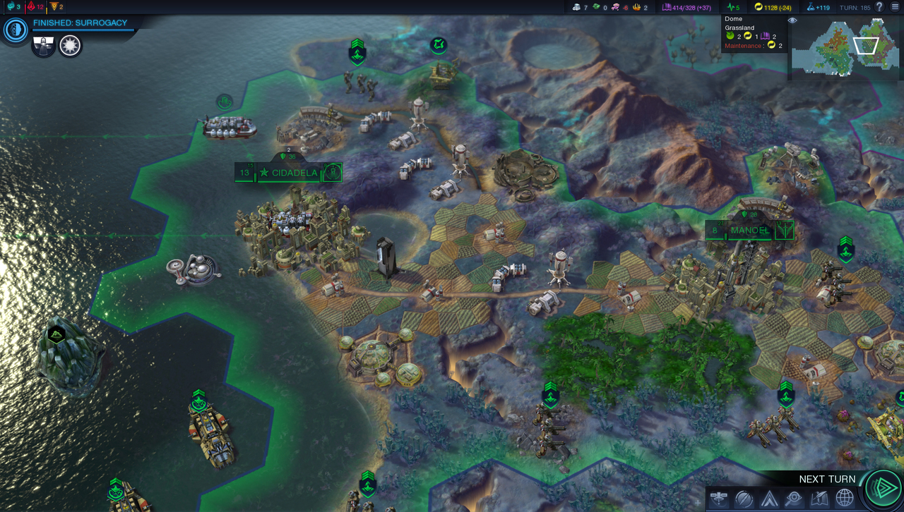 Civilization: Beyond Earth - vaše vlastní vesmírná odysea 101593