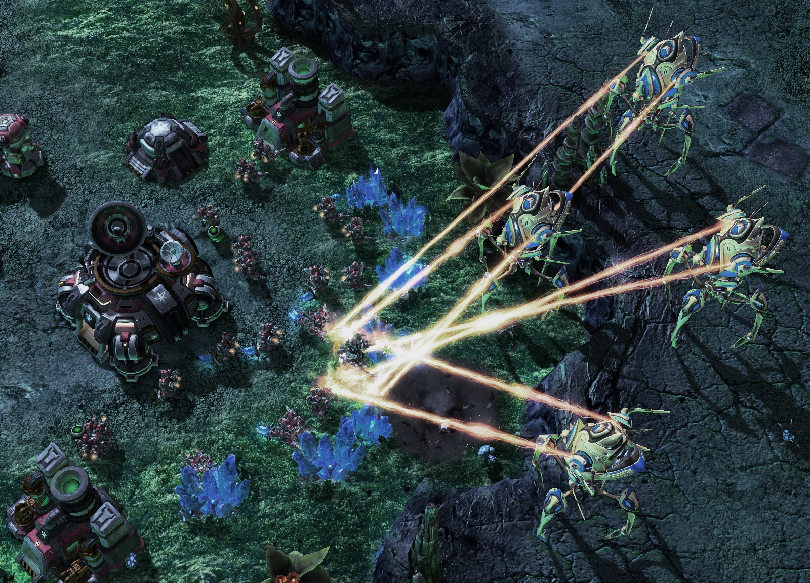 Jen v USA se prodalo 721 tisíc kusů StarCraftu 2 10160