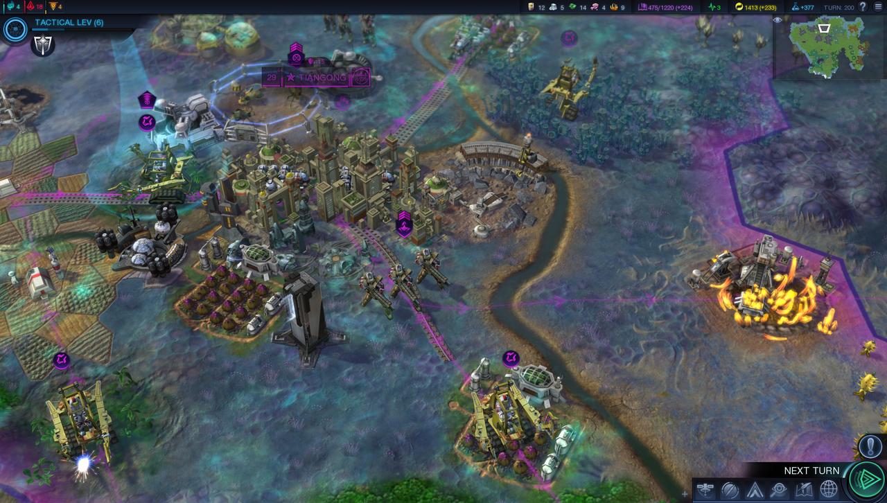 Civilization: Beyond Earth - vaše vlastní vesmírná odysea 101602