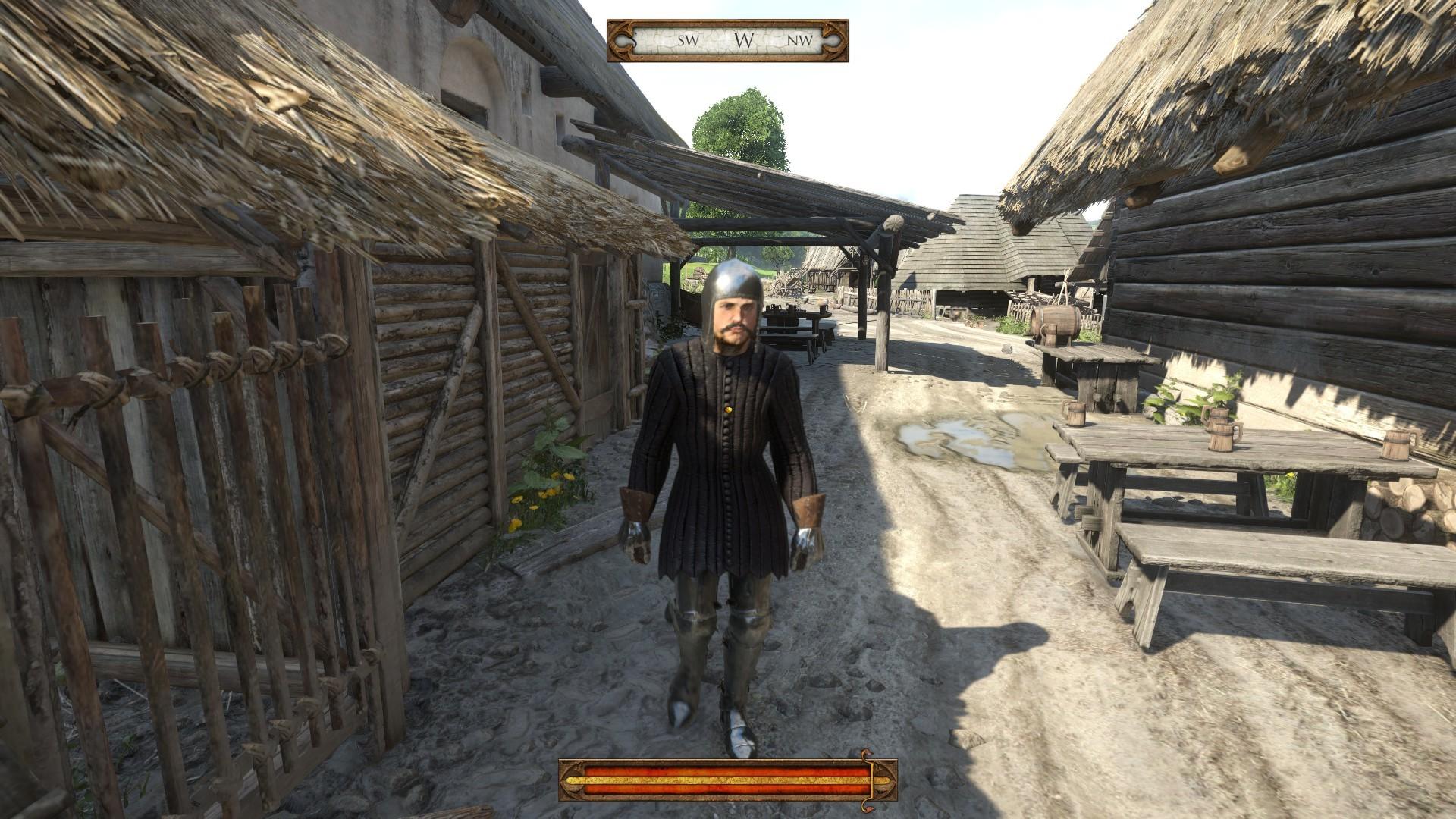 Warhorse vydali alpha verzi Kingdom Come: Deliverance 101608