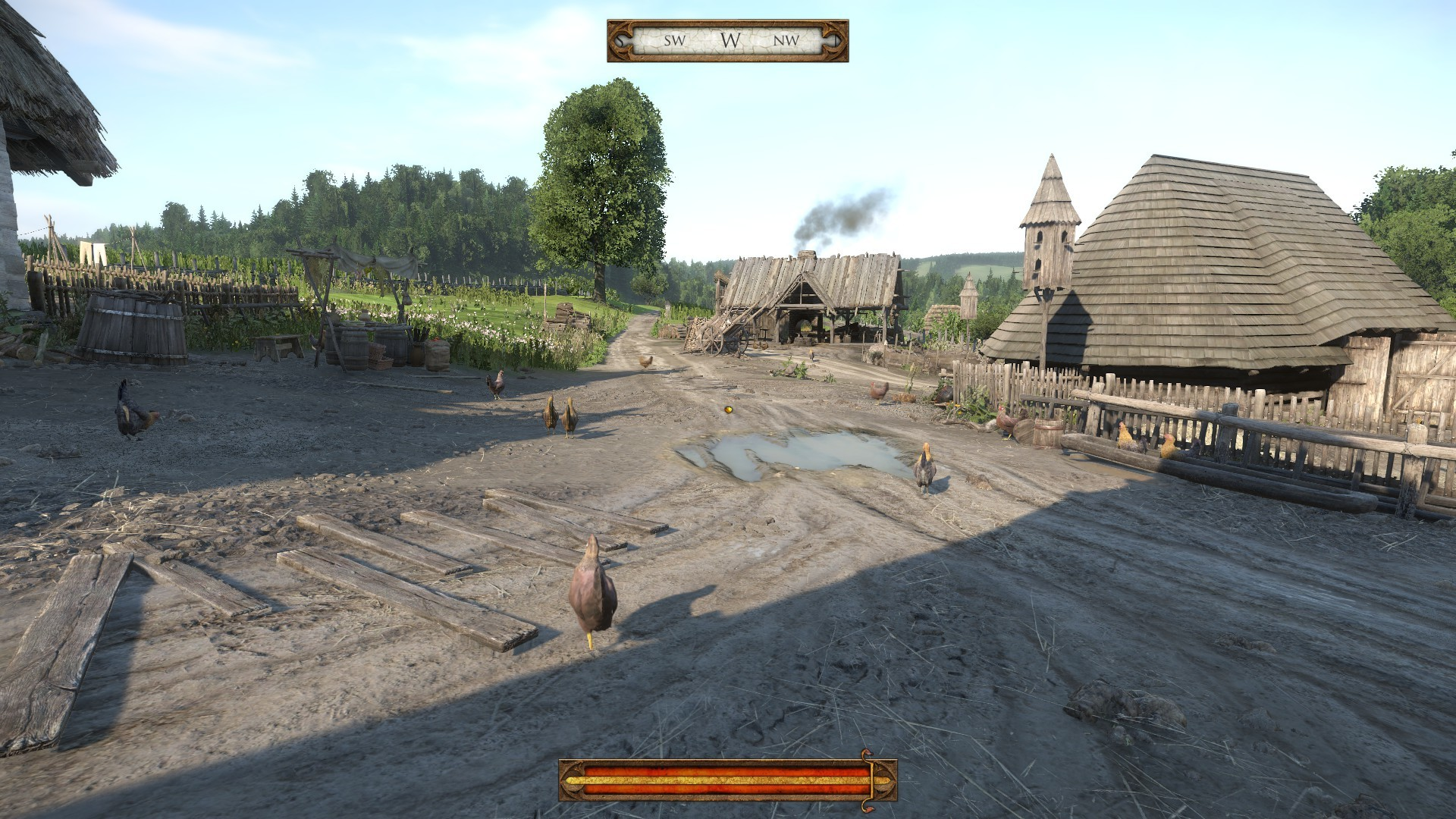 Warhorse vydali alpha verzi Kingdom Come: Deliverance 101612