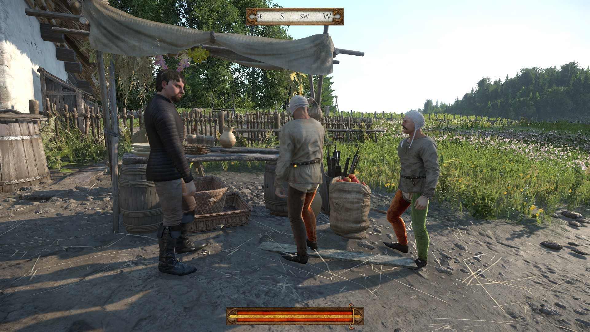 Warhorse vydali alpha verzi Kingdom Come: Deliverance 101624