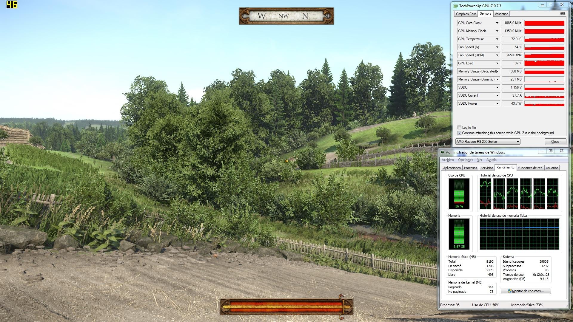 Warhorse vydali alpha verzi Kingdom Come: Deliverance 101635