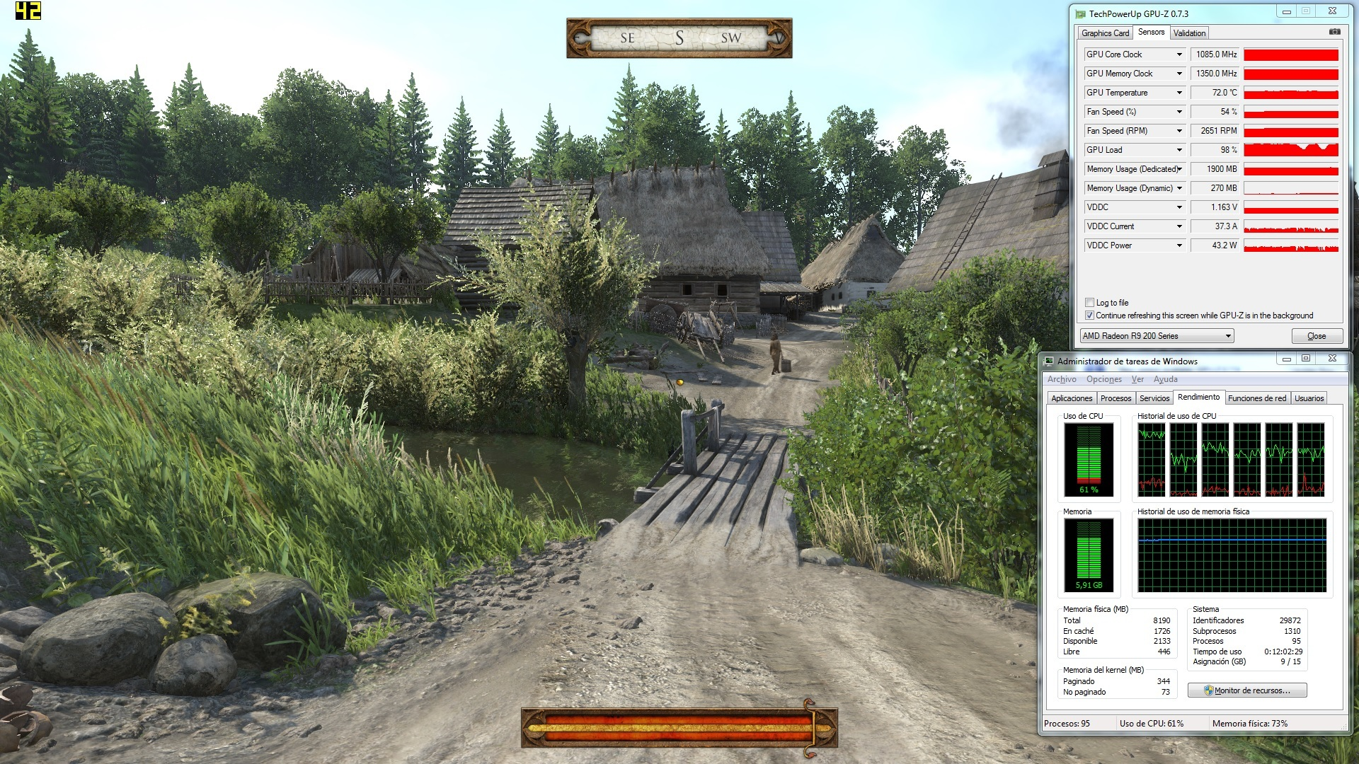 Warhorse vydali alpha verzi Kingdom Come: Deliverance 101636