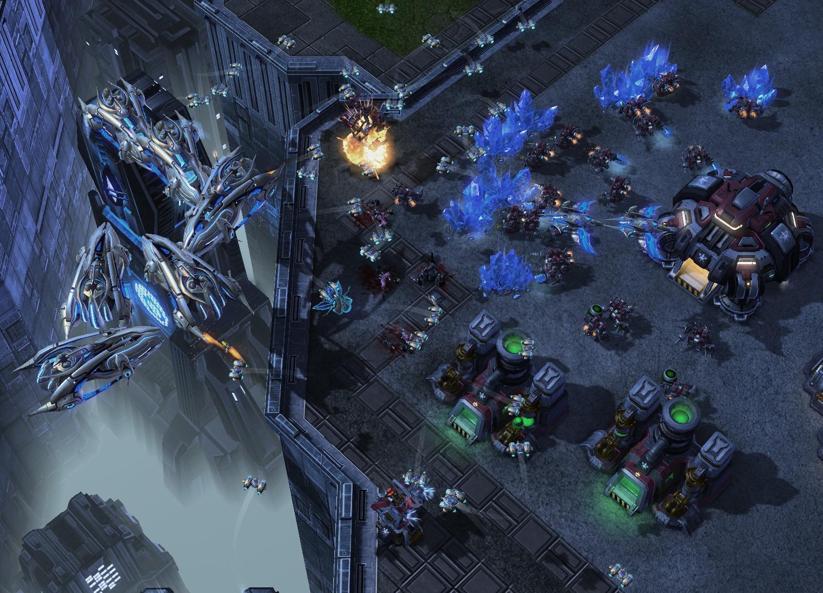 StarCraft II: Wings of Liberty – Jim Raynor se vrací 10164