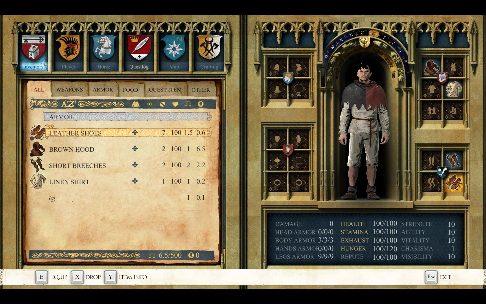 Kingdom Come: Deliverance - dojmy z technologické alfa verze 101646